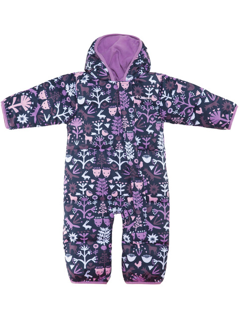Columbia Snuggly Bunny Kinderen violet/wit